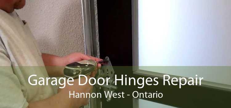 Garage Door Hinges Repair Hannon West - Ontario