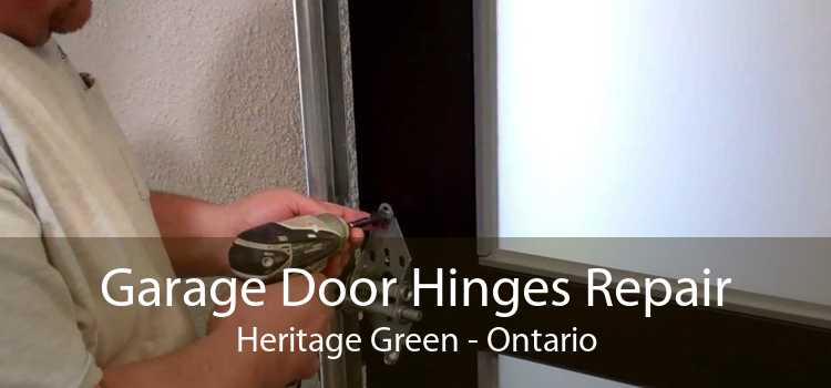 Garage Door Hinges Repair Heritage Green - Ontario