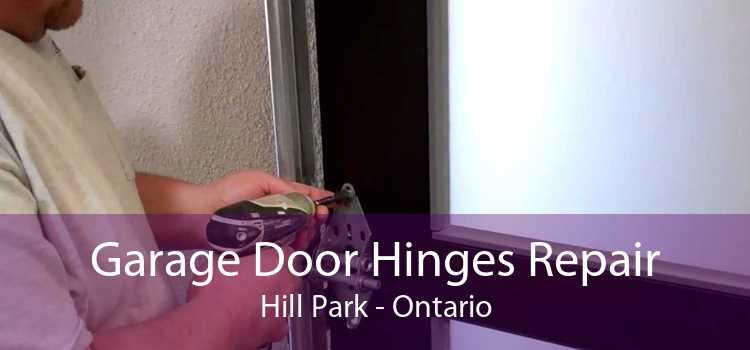 Garage Door Hinges Repair Hill Park - Ontario