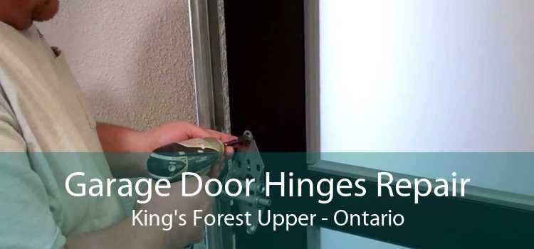Garage Door Hinges Repair King's Forest Upper - Ontario
