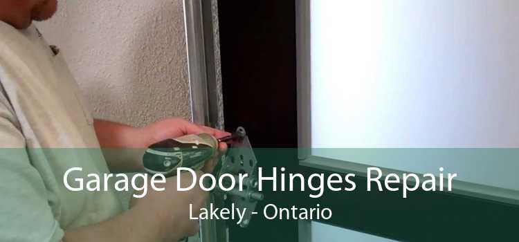 Garage Door Hinges Repair Lakely - Ontario
