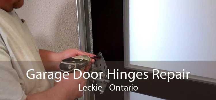 Garage Door Hinges Repair Leckie - Ontario