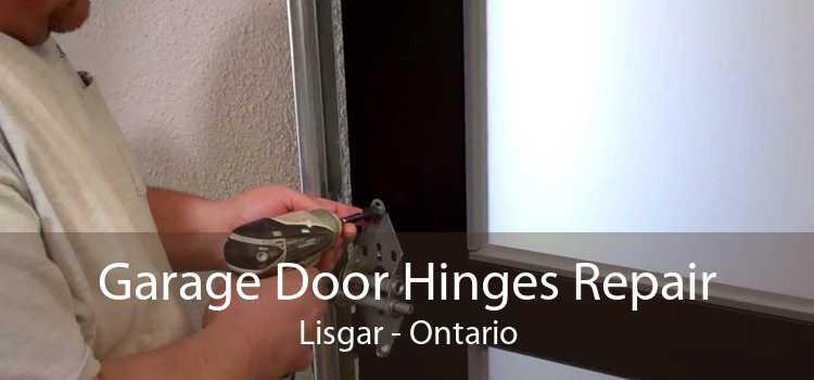 Garage Door Hinges Repair Lisgar - Ontario