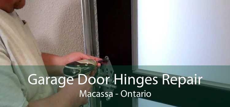Garage Door Hinges Repair Macassa - Ontario
