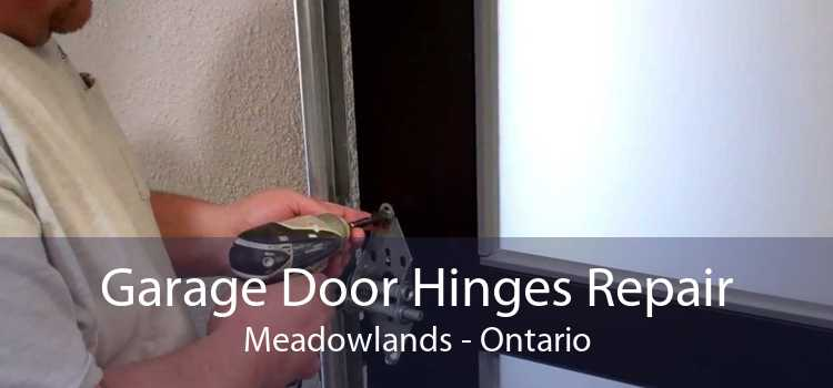Garage Door Hinges Repair Meadowlands - Ontario