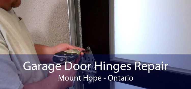 Garage Door Hinges Repair Mount Hope - Ontario
