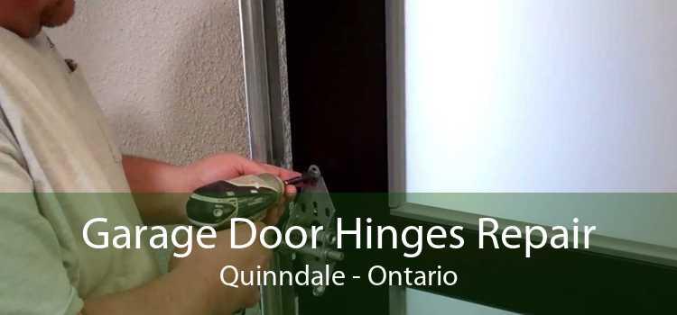 Garage Door Hinges Repair Quinndale - Ontario