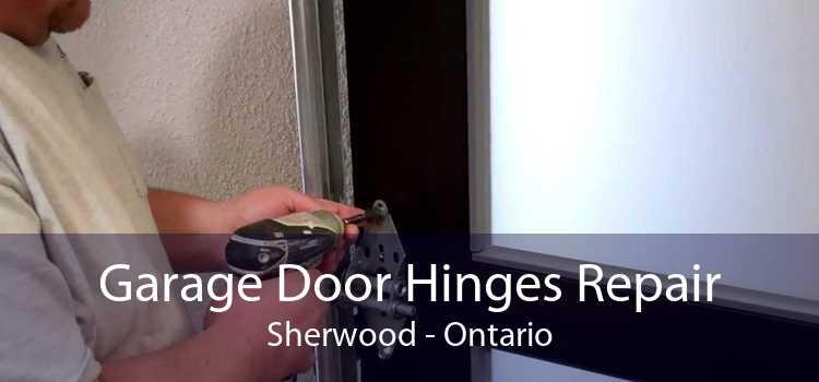 Garage Door Hinges Repair Sherwood - Ontario