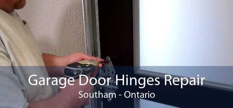 Garage Door Hinges Repair Southam - Ontario