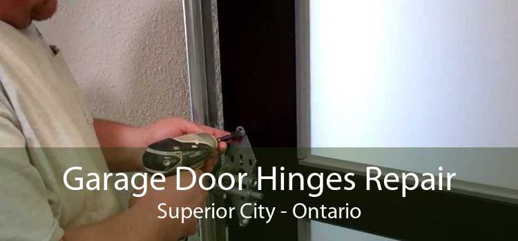 Garage Door Hinges Repair Superior City - Ontario