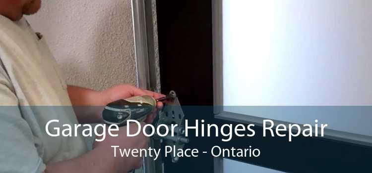 Garage Door Hinges Repair Twenty Place - Ontario