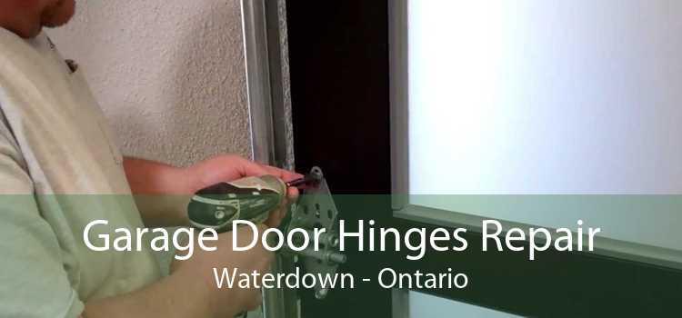 Garage Door Hinges Repair Waterdown - Ontario