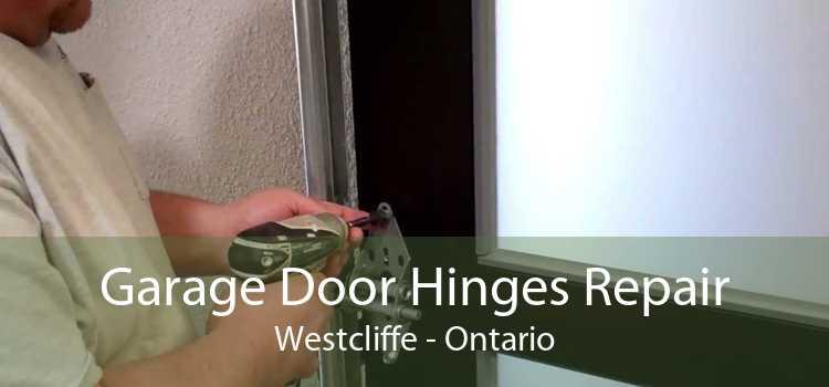 Garage Door Hinges Repair Westcliffe - Ontario