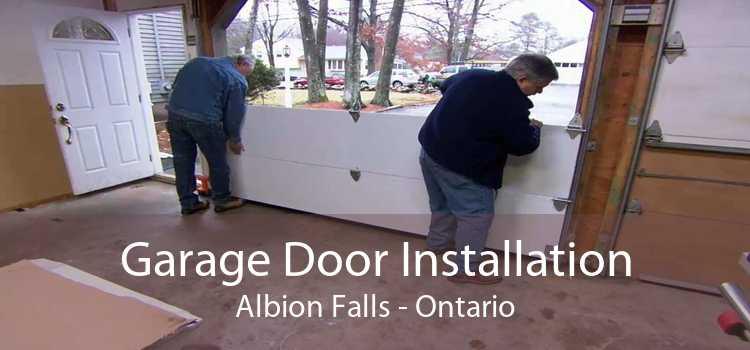 Garage Door Installation Albion Falls - Ontario