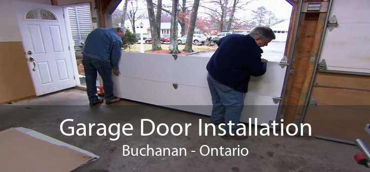 Garage Door Installation Buchanan - Ontario