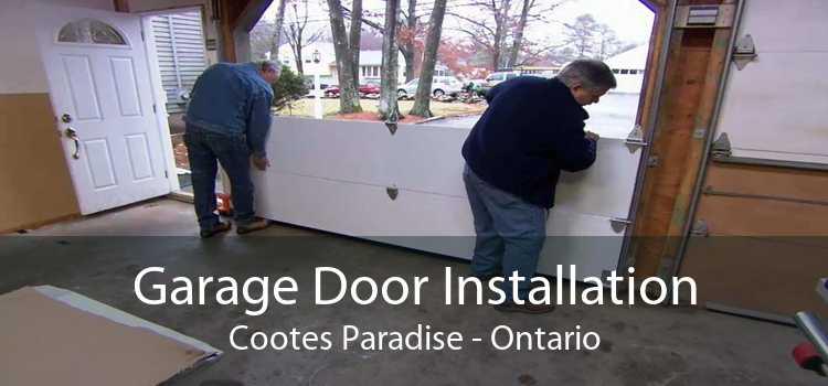 Garage Door Installation Cootes Paradise - Ontario