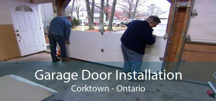 Garage Door Installation Corktown - Ontario