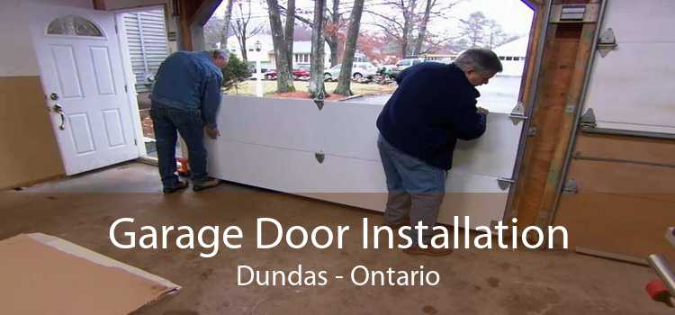 Garage Door Installation Dundas - Ontario