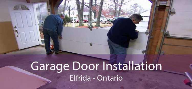 Garage Door Installation Elfrida - Ontario