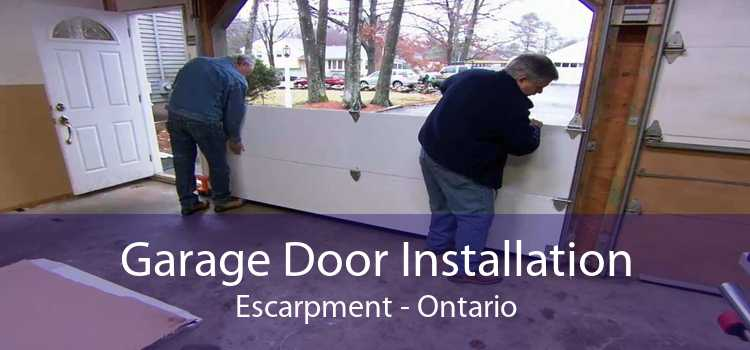 Garage Door Installation Escarpment - Ontario