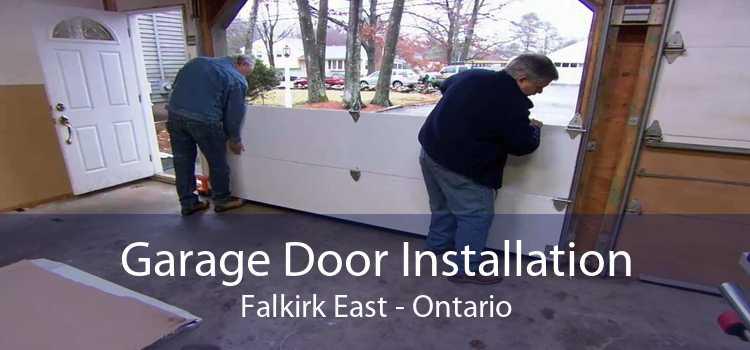 Garage Door Installation Falkirk East - Ontario
