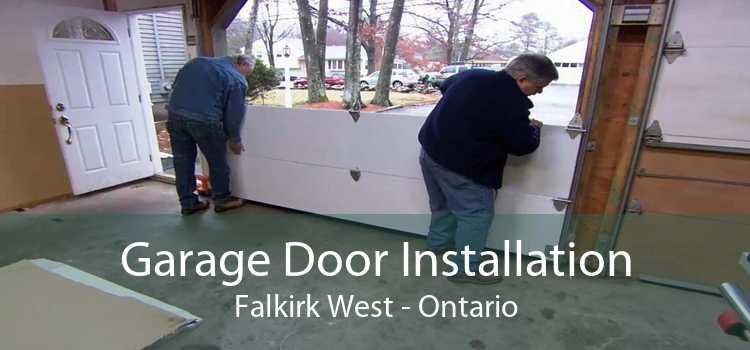 Garage Door Installation Falkirk West - Ontario
