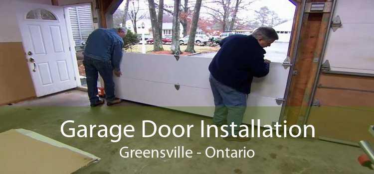 Garage Door Installation Greensville - Ontario