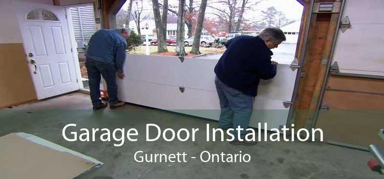 Garage Door Installation Gurnett - Ontario