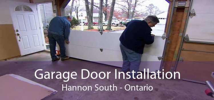 Garage Door Installation Hannon South - Ontario
