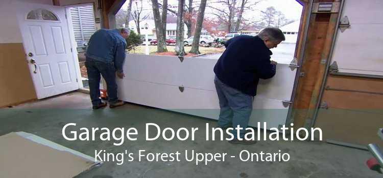 Garage Door Installation King's Forest Upper - Ontario