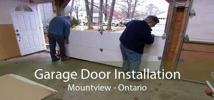 Garage Door Installation Mountview - Ontario