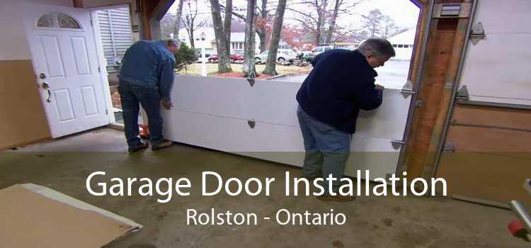 Garage Door Installation Rolston - Ontario