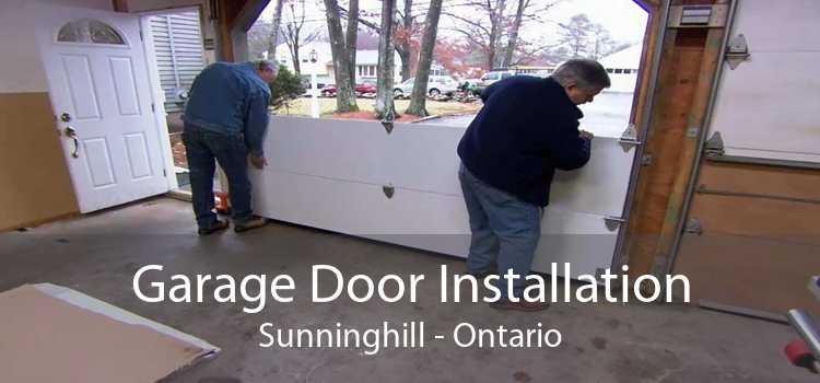 Garage Door Installation Sunninghill - Ontario