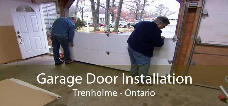 Garage Door Installation Trenholme - Ontario