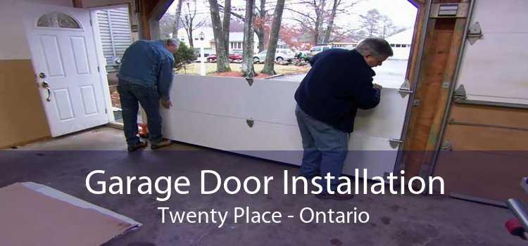 Garage Door Installation Twenty Place - Ontario