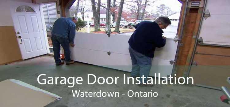 Garage Door Installation Waterdown - Ontario