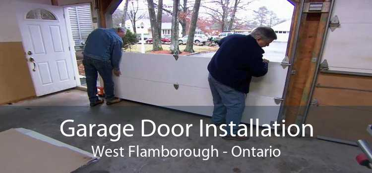 Garage Door Installation West Flamborough - Ontario