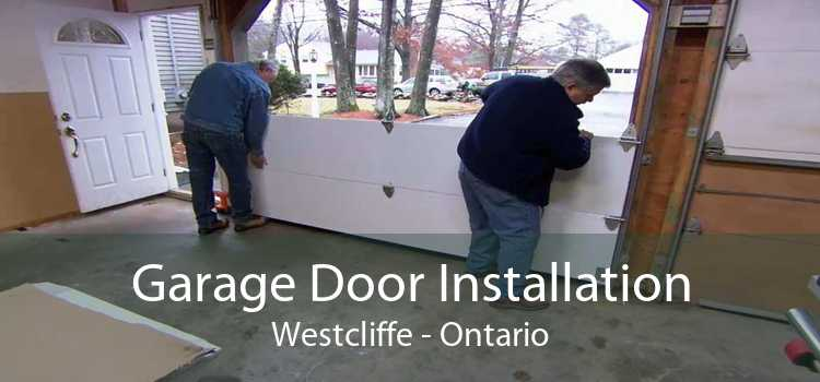Garage Door Installation Westcliffe - Ontario