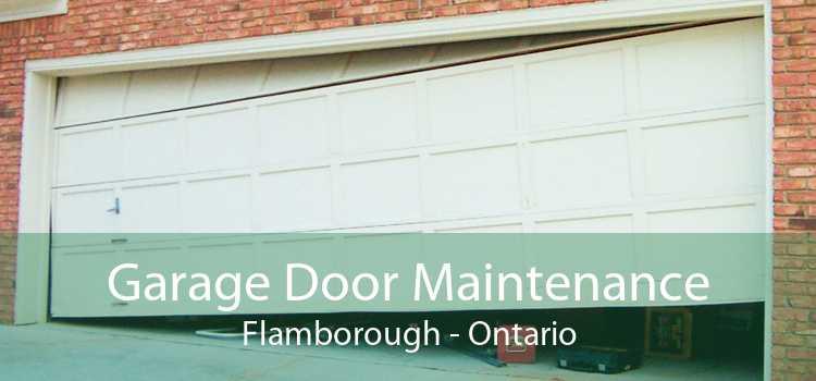 Garage Door Maintenance Flamborough - Ontario