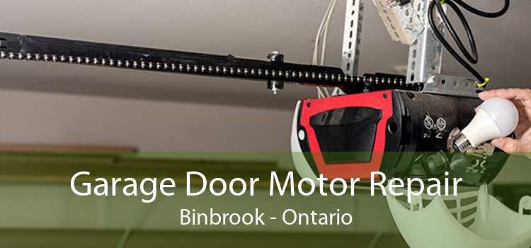 Garage Door Motor Repair Binbrook - Ontario