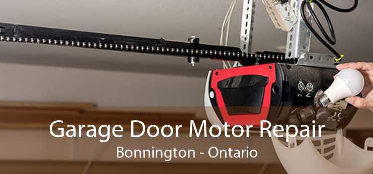 Garage Door Motor Repair Bonnington - Ontario