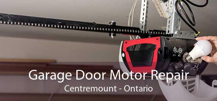 Garage Door Motor Repair Centremount - Ontario