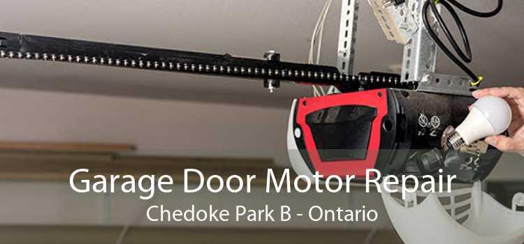 Garage Door Motor Repair Chedoke Park B - Ontario