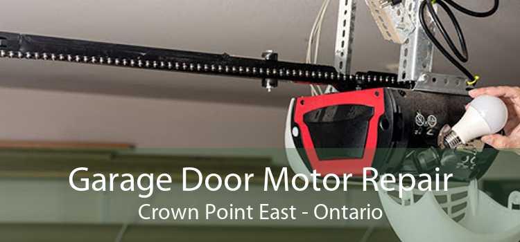 Garage Door Motor Repair Crown Point East - Ontario