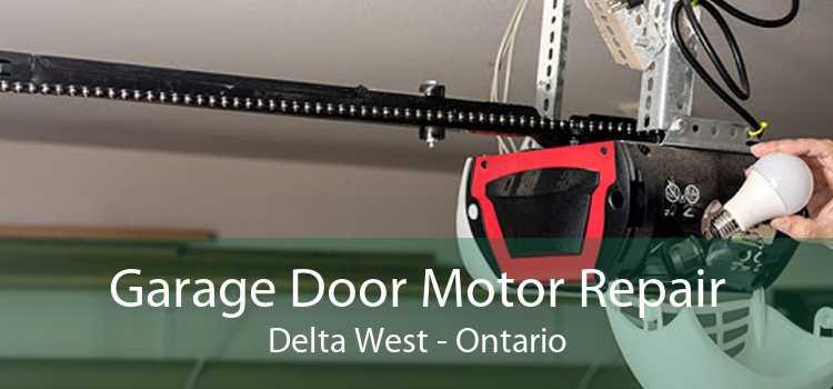 Garage Door Motor Repair Delta West - Ontario