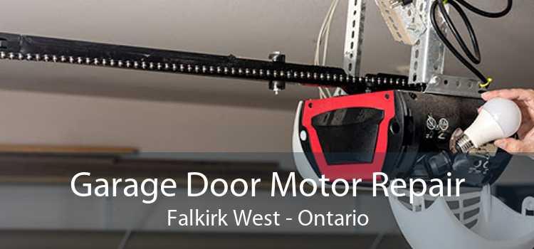 Garage Door Motor Repair Falkirk West - Ontario