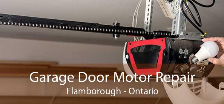Garage Door Motor Repair Flamborough - Ontario