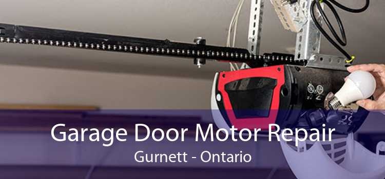 Garage Door Motor Repair Gurnett - Ontario