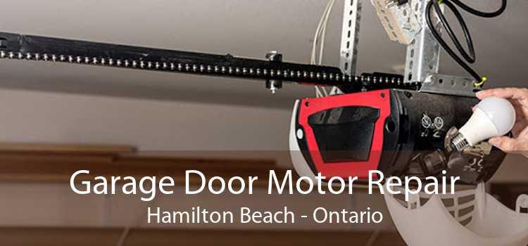 Garage Door Motor Repair Hamilton Beach - Ontario
