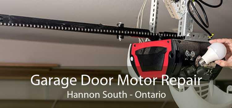 Garage Door Motor Repair Hannon South - Ontario